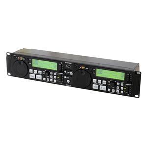 SDP-3 SD/USB - Dubbel Mediaspelare