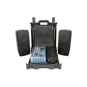 SC100 - Portabelt PA i en väska