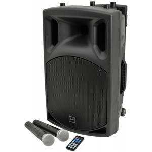 QX15PA Portabelt PA med Bluetooth