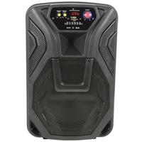 QK15PA – Portabelt PA med Blåtand och trådlösamikrofoner!