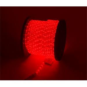 Rubberlight 44m Röd