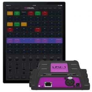Cuety DMX CPU LPU-1-VP