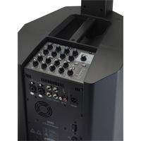 MOJO500LIBERTY - Portabel PA-Anläggning med Bluetooth, FX-Processor och inbyggt batteri!